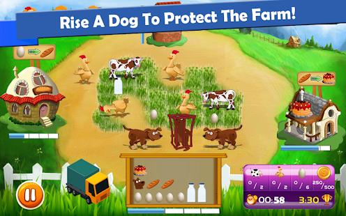 US Dairy Farm House Simulator 2017 screenshot