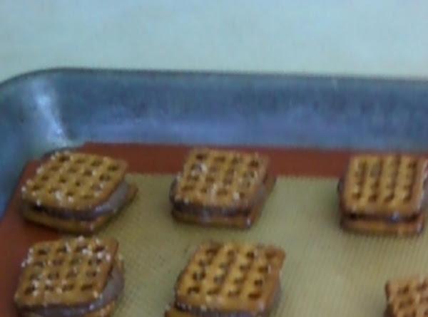 Rolo Pretzel Cookies Treats Recipe