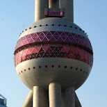 Pearl Tower in Shanghai in Shanghai, Shanghai, China
