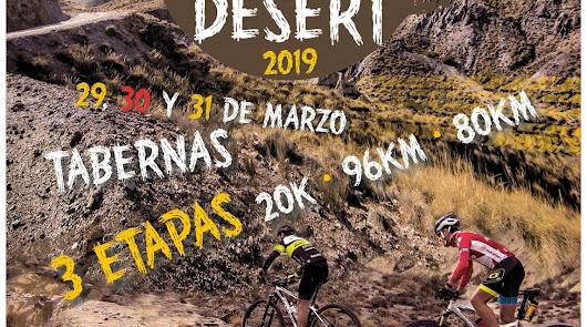 Tabernas Desert alcanza ya los 420 participantes