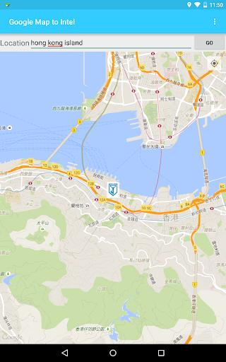 Map Ingress Intel Converter