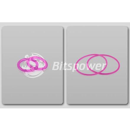 Bitspower O-ring sett for Bitspower Z-Multi tanker, UV Purple