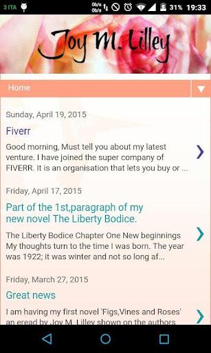 Joy m.Lilley's Blog