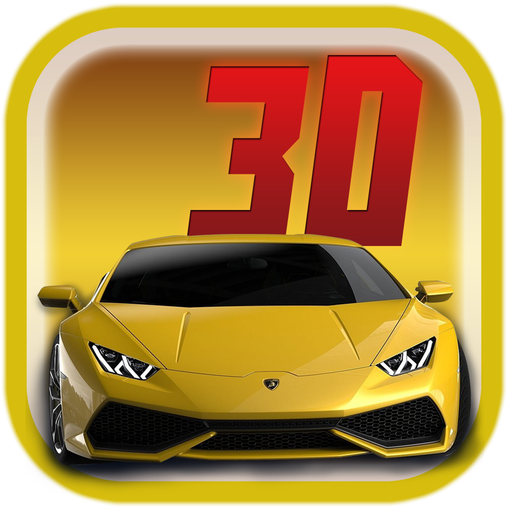 3D Super Car Race