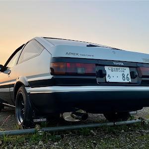スプリンタートレノ AE86 AE86 スプリンタートレノ S60.3のカスタム事例画像 TRUENOさんの2020年10月01日19:54の投稿