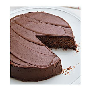 La Reine De Saba - The Queen Of Sheba Chocolate Almond Cake