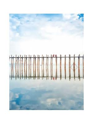 Anteckningsbok, Tushita Blank books WATER BRIDGE
