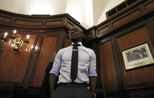 Finance Minister Malusi Gigaba. Picture: PHILL MAGAKOE