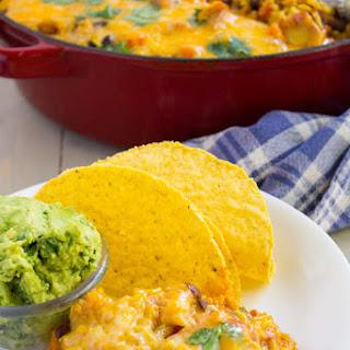 Veggie Mexican Rice Casserole
