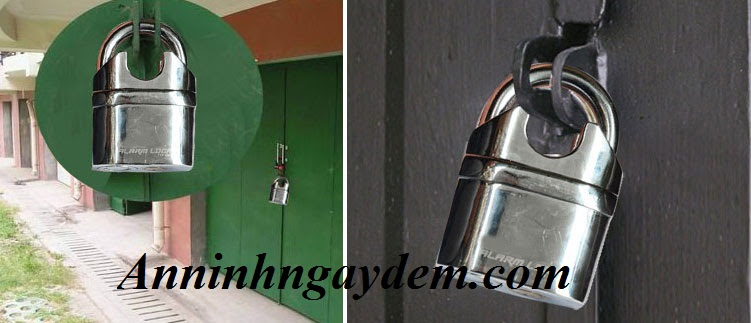 khóa báo động chống trộm khóa báo động chống trộm