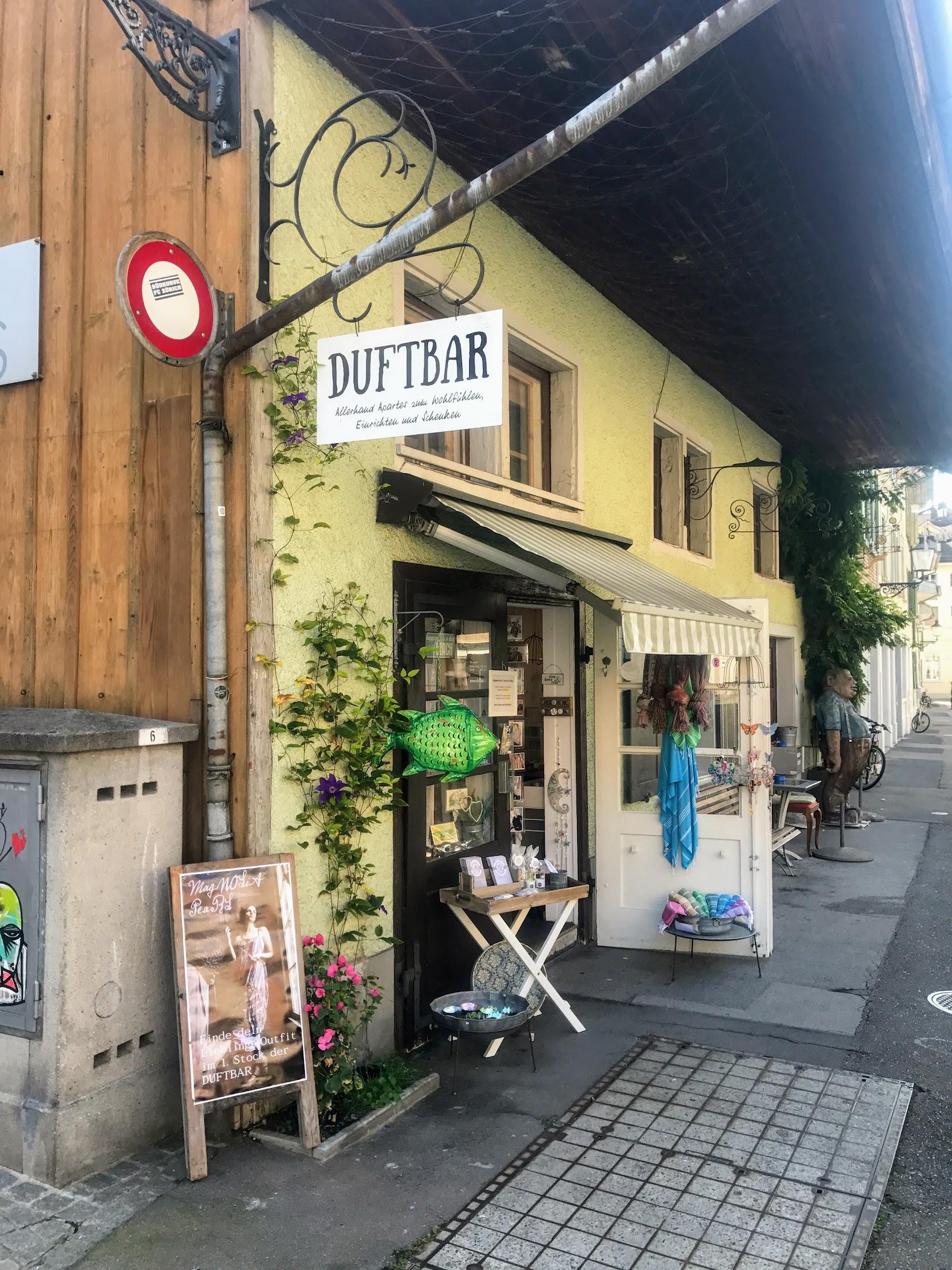 Duftbar in Winterthur