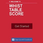 Whist Table Score