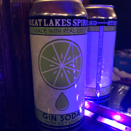 Great Lakes Gin and Key Lime