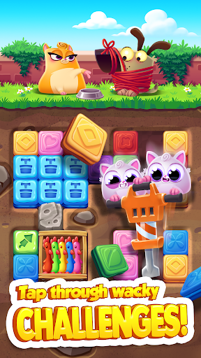 Cookie Cats Blast apkmr screenshots 2
