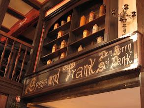 Photo: Im Gasthaus