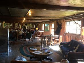 Photo: Inside Sulphur Creek Lodge, Former Turn Of Century Brothel & Hunting Lodge,