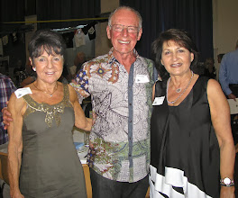 Photo: Henry with the South African Betarim--Yvette Pillemer & Venetia kalinko