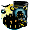 Haunted House Halloween Theme icon