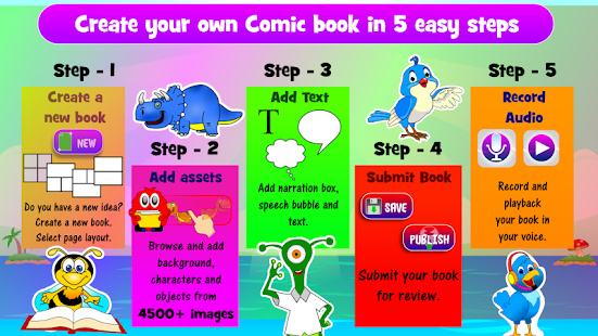 Create Children Book- screenshot thumbnail