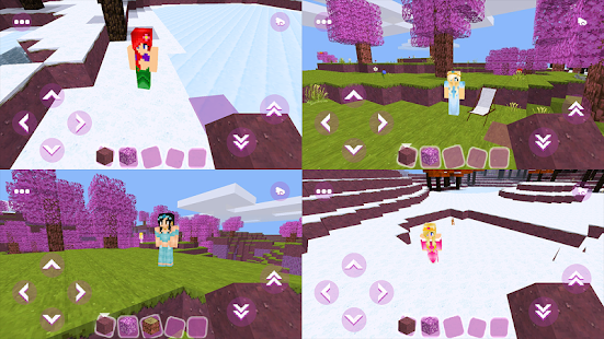 Princess Girls: Craft & Build screenshot