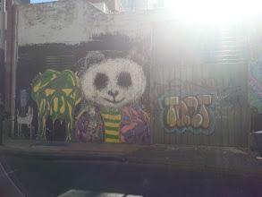 Photo: Mezmerizing street graphite at San Telmo, Buenos Aires, Argentina