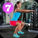 Squat 7 min – Parte Inferiore icon