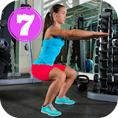 7 min Squats – Lower Body