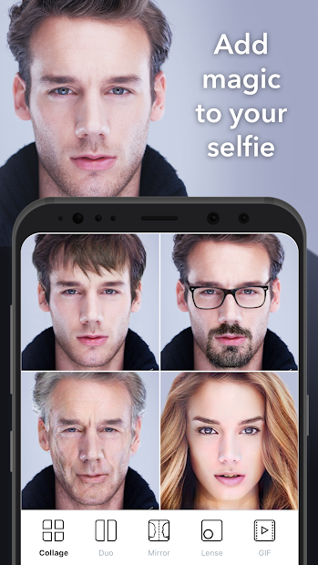 FaceApp Android App Screenshot