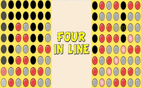 Four in Line - náhled