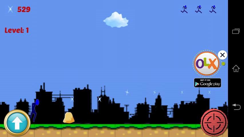 android Sponge Ninja Screenshot 0