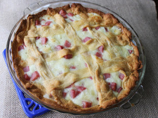 Ham And Cheese Pie Recipe