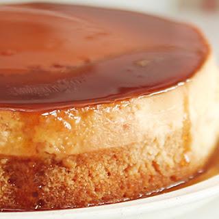 Leche Flan Cake.
