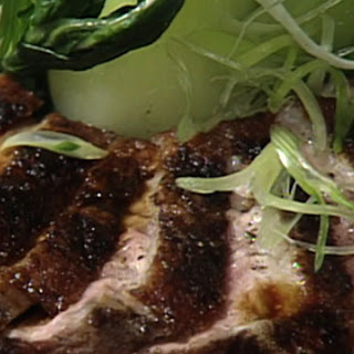 Muscovy Duck Breast with Chinese Spices
