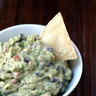 Hummus Guacamole Dip Recipe