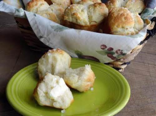 "Cloverleaf Rolls ""Decided to make these on the spur of the moment,..."