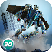 Air Robot Defender - Evil City Warrior 1.0.0