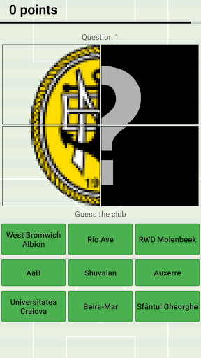 Soccer Club Logo Quiz: more than 1000 teams screenshots 7