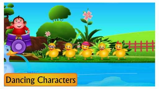 Kids Top Nursery Rhymes Videos - Offline Learning FiveLittle_v4.7 17