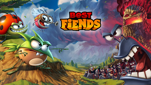 Best Fiends - Free Puzzle Game Mod