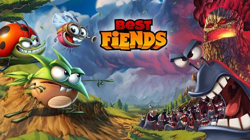 Best Fiends: приключение с головоломками мод
