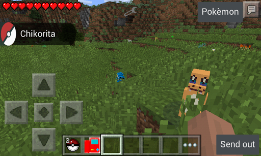 PokeDroid Mods for MCPE