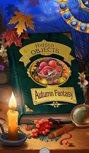 Hidden Objects Autumn Fantasy