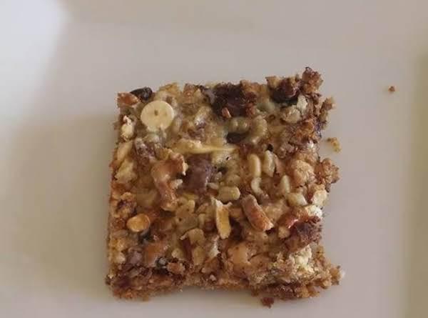 Snickers Pretzel Bars Recipe