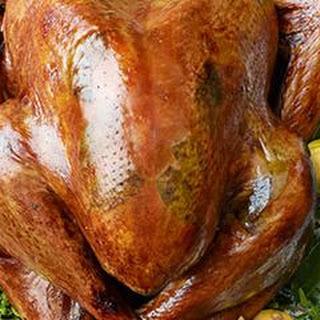 Sage-Butter Roasted Turkey