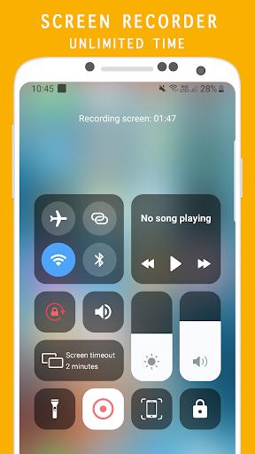 Control Center IOS 13 - Screen Recorder 2.5.0.13.11 2