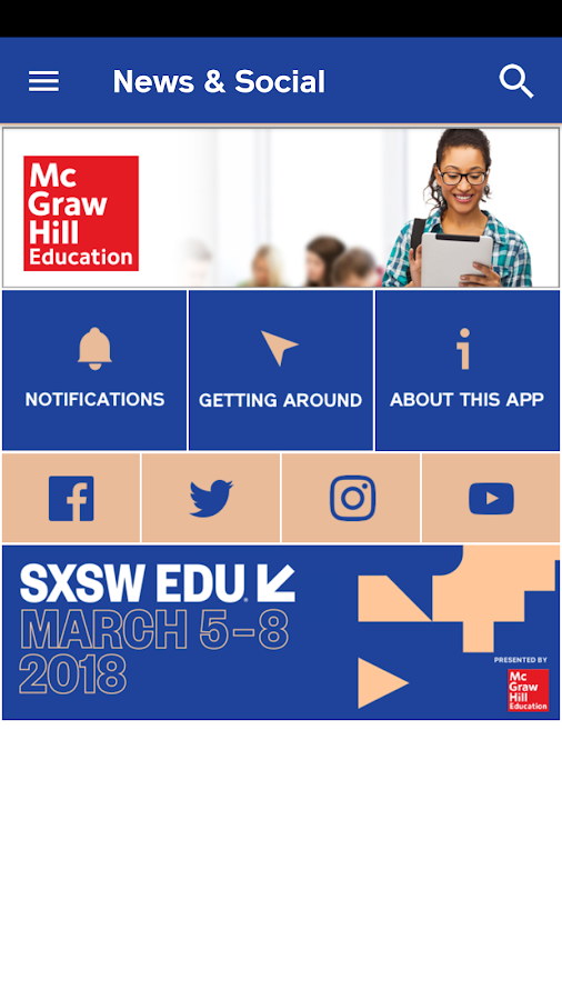SXSW® EDU - Official 2018 App- screenshot