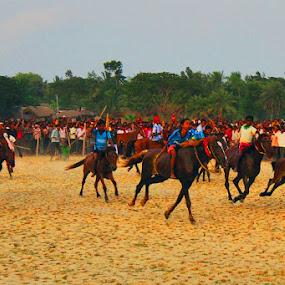 The Village Sport by Debdatta Chakraborty - News & Events World Events ( photojournalism, sport )