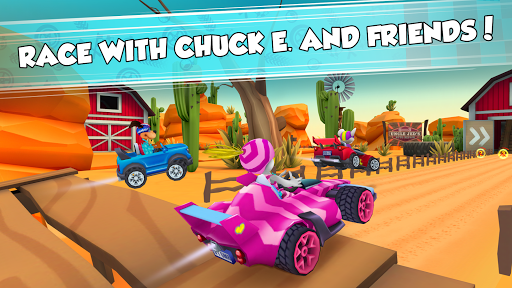 Chuck E. Cheese's Racing World 1.4 app download 2