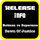 Release Info Batman v Superman