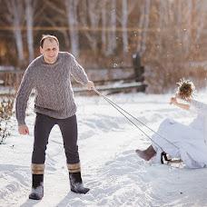 Wedding photographer Aleksandr Beloglazov (necalek). Photo of 13.02.2017